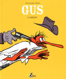 Squillogame.it Ernest. Gus. Vol. 3 Image