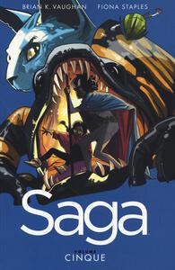 Saga. Vol. 5