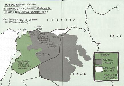 Libro Kobane calling Zerocalcare 1