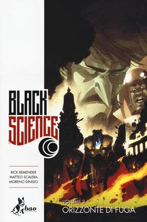 Black science. Vol. 3: Orizzonte di fuga