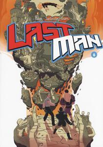 Last man. Con adesivi. Vol. 6