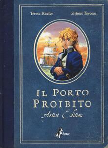 Premioquesti.it Il porto proibito. Artist edition Image