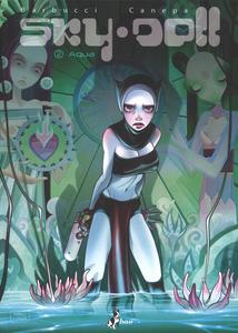 Libro Aqua. Sky Doll. Vol. 2 Alessandro Barbucci , Barbara Canepa