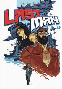 Last man. Con adesivi. Vol. 8