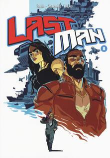 Daddyswing.es Last man. Con adesivi. Vol. 8 Image