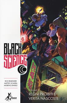 Listadelpopolo.it Black science. Vol. 6: Regni proibiti e verità nascoste Image