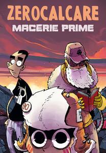 Macerie prime - Zerocalcare - copertina