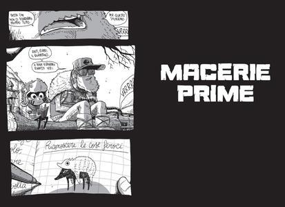 Macerie prime - Zerocalcare - 2