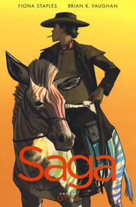 Saga. Vol. 8