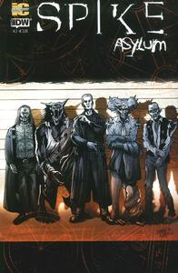 Spike. Asylum. Vol. 2