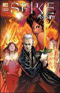 Spike. Asylum. Vol. 5