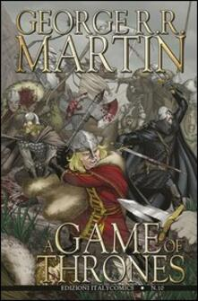 A Game of thrones. Vol. 10 - George R. R. Martin,Daniel Abraham,Tommy Patterson - copertina