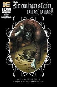 Frankenstein vive, vive!. Vol. 1