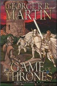 Game of thrones (A). Vol. 13