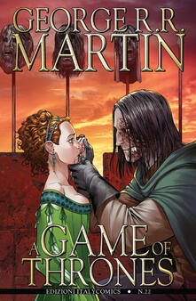 Librisulladiversita.it A Game of Thrones. Vol. 22 Image