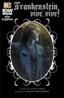 Osteriamondodoroverona.it Frankenstein vive, vive!. Vol. 3 Image