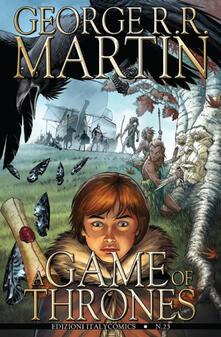 Lpgcsostenible.es A Game of thrones. Vol. 23 Image