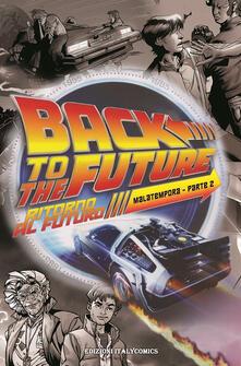 Mercatinidinataletorino.it Ritorno al futuro. Mala tempora. Vol. 2 Image