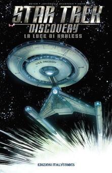 Antondemarirreguera.es La luce di Kahless. Star Trek Discovery Image