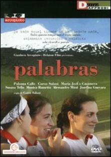 Rallydeicolliscaligeri.it Palabras. DVD. Con libro Image