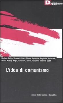 L idea di comunismo.pdf