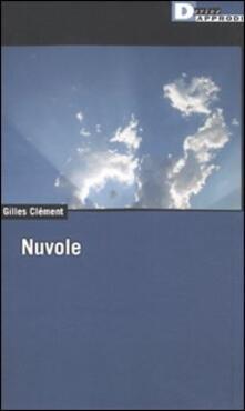 Nuvole - Gilles Clément - copertina