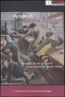 Listadelpopolo.it Memorie di Giulio Bonnot. Raccolte da un «copain» e autenticate da Paolo Valera. I clamorosi rossi dell'automobile grigia Image