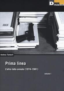 Filmarelalterita.it Prima linea. Vol. 1: altra lotta armata (1974-1981), L'. Image