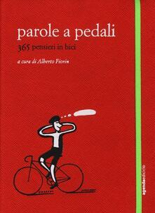 Vitalitart.it Parole a pedali. 365 pensieri in bici Image