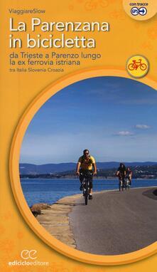 Aboutschuster.de La Parenzana in bicicletta. Da Trieste a Parenzo lungo la ex ferroria istriana tra Italia, Slovenia e Croazia Image