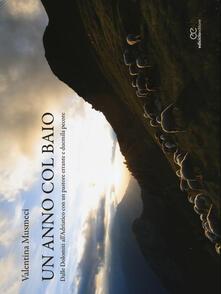 Winniearcher.com Un anno col baio. Dalle Dolomiti all'Adriatico con un pastore errante e duemila pecore Image
