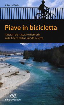 Voluntariadobaleares2014.es Piave in bicicletta. Itinerari tra natura e memoria sulle tracce della grande guerra Image