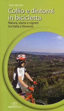 Collio e dintorni in bicicletta. Natura, storia e vigneti tra Italia eSlovenia