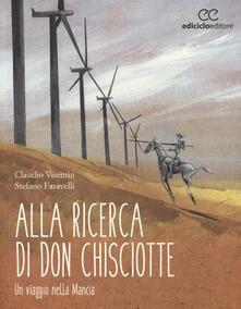 Antondemarirreguera.es Alla ricerca di don Chisciotte. Un viaggio nella Mancia Image