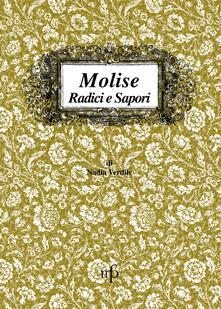 Molise radici e sapori - Nadia Verdile - copertina