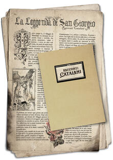 Racconti catalani - copertina