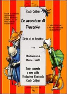 Amatigota.it Le avventure di Pinocchio. Storia di un burattino Image