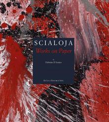 Scialoja. Works on paper