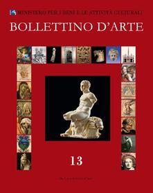 Promoartpalermo.it Bollettino d'arte (2012). Vol. 13 Image