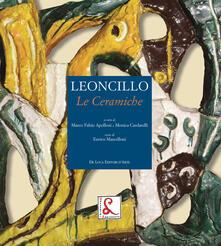 Leoncillo. Le ceramiche. Ediz. a colori.pdf