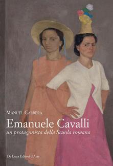 Steamcon.it Emanuele Cavalli, un protagonista della Scuola romana. Ediz. a colori Image