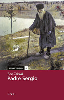 Padre Sergio - Lev Tolstoj - copertina