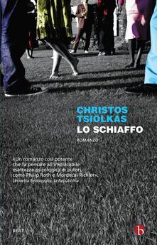 Lo schiaffo - Christos Tsiolkas - copertina