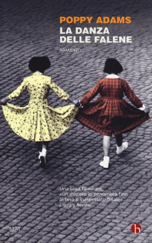 La danza delle falene - Poppy Adams - copertina