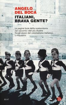 Promoartpalermo.it Italiani, brava gente? Image