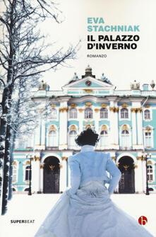 Il Palazzo d'inverno - Eva Stachniak - copertina