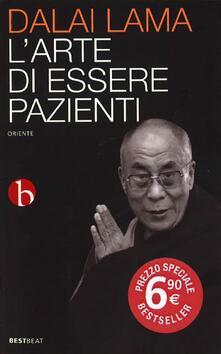 Writersfactory.it L' arte di essere pazienti. Il potere della pazienza in una prospettiva buddhista Image
