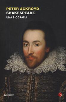 Steamcon.it Shakespeare. Una biografia Image