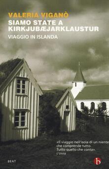 Daddyswing.es Siamo state a Kirkjubæjarklaustur. Viaggio in Islanda Image