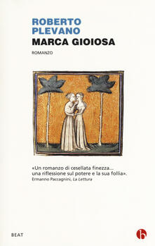 Marca gioiosa - Roberto Plevano - copertina